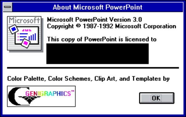 Mac de PowerPoint 3.0