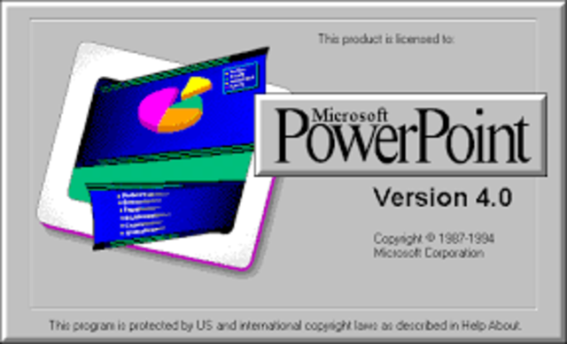 insuperable PowerPoint 4.0