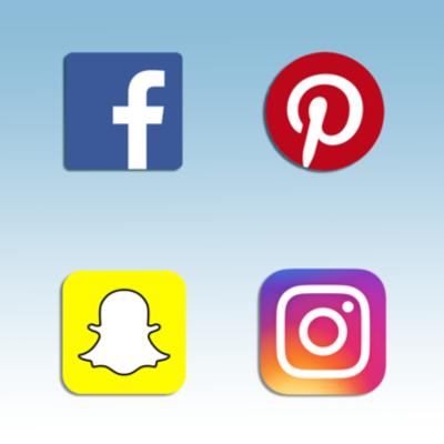 socialmedialandschap timeline