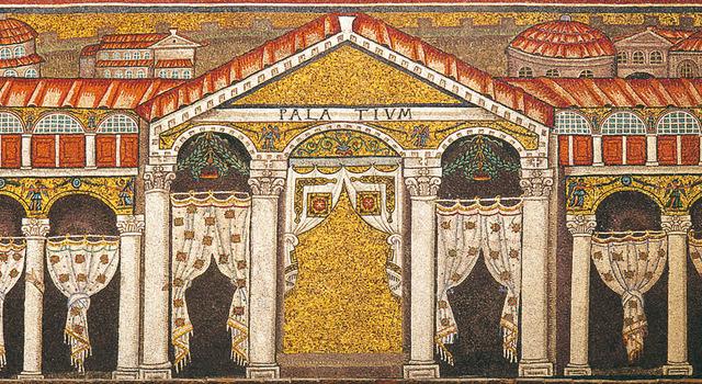 Ravenna Saint'Apollinare Nuovo (Medieval)