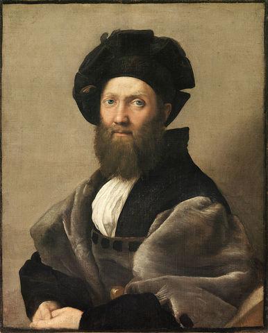 Portrait of Baldassare Castiglione (High Renaissance)