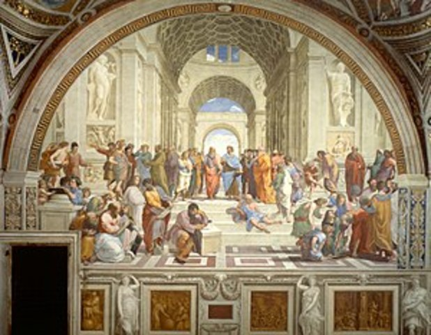 The School of Athens (High Renaissance)