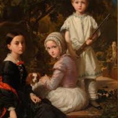 El Romanticismo en La Educación timeline