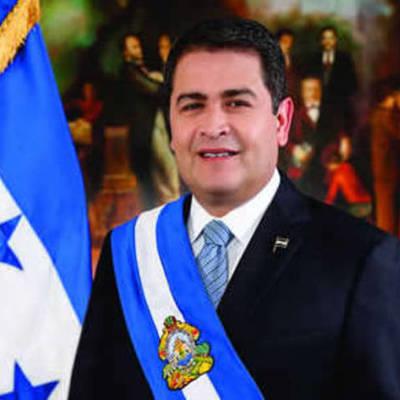 Línea de Tiempo de los Presidentes de Honduras timeline