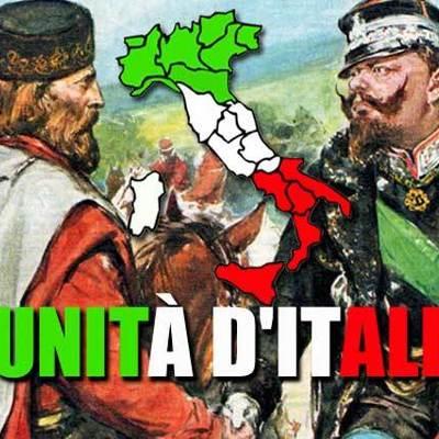 Dai moti del 1820-21 all'Unità d'Italia timeline