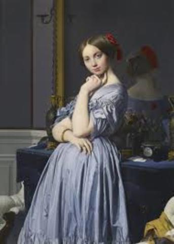 La comtessa d'Haussonville - Ingres