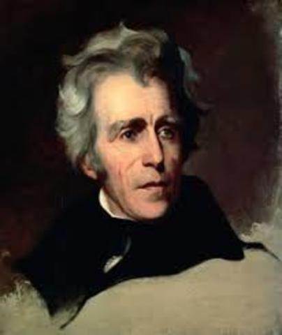 Election of 1828 - Andrew Jackson