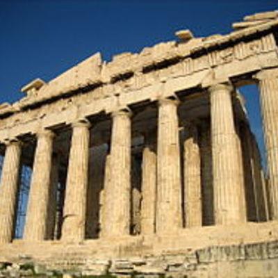Eje cronologico de Grecia Antigua timeline