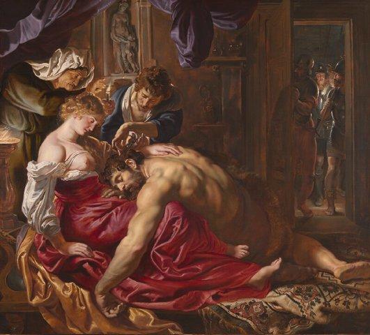 Samson and Delilah (Baroque)