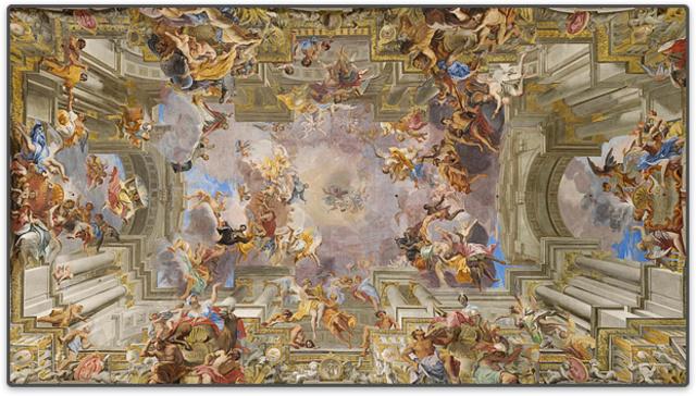 The Apotheosis of St. Ignatius (Baroque)