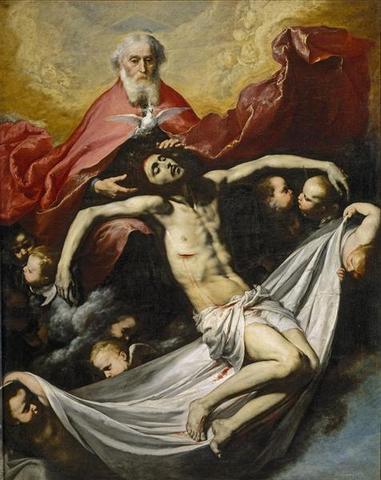 The Holy Trinity (Baroque)