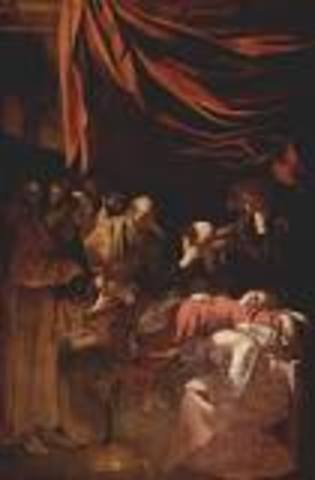 Death of The Virgin (Naturalism)