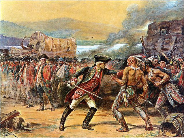 Seven-Years War / French and Indian War