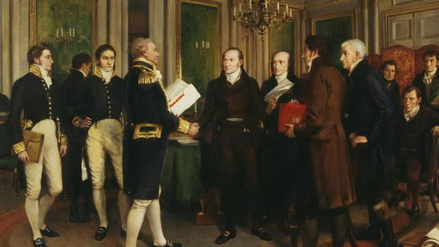 End of War of 1812