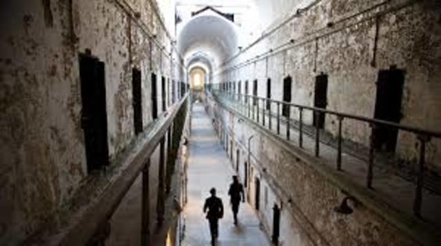 Second Great Awakening - Prisons
