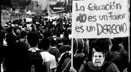 El Espectador y los históricos movimientos estudiantiles colombianos. timeline
