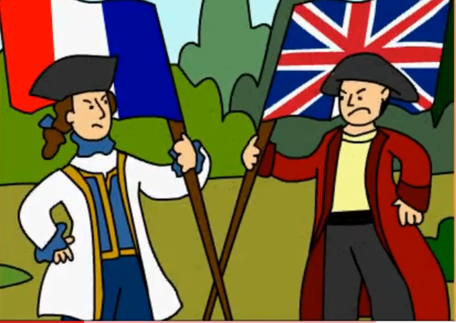 Seven-Years War: Great Britain