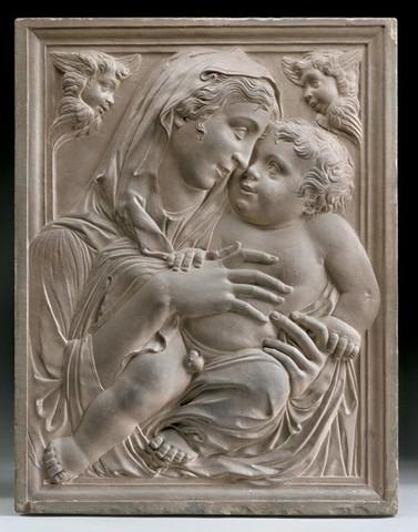 artista toscano da Donatello, Madonna di S. Maria degli Umili