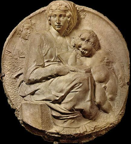Michelangelo, Tondo Pitti