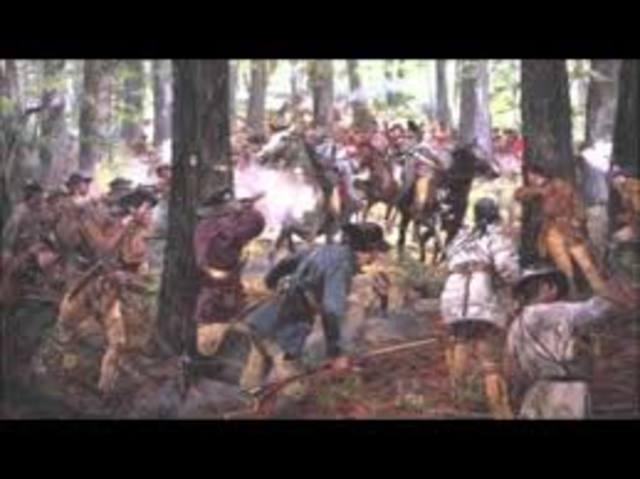 The Revolutionary War: Guerilla Warfare