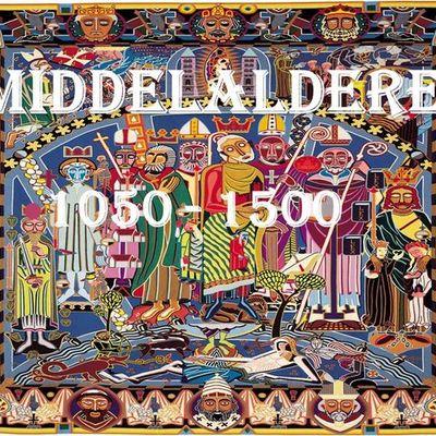 middelalder timeline
