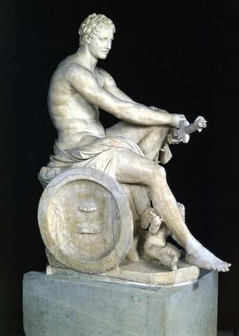Riscoperta dell'Ares Ludovisi a ROMA???