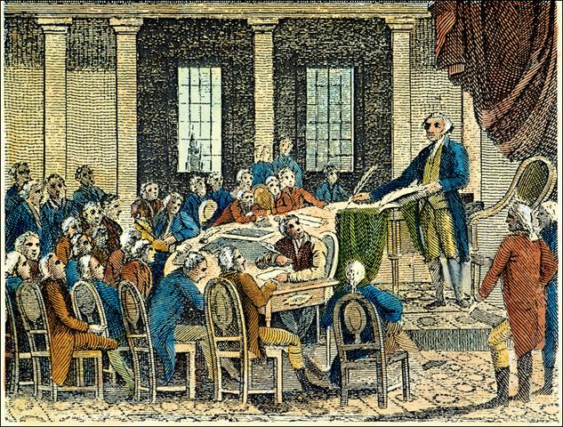 American Virtue (late 18th Century)