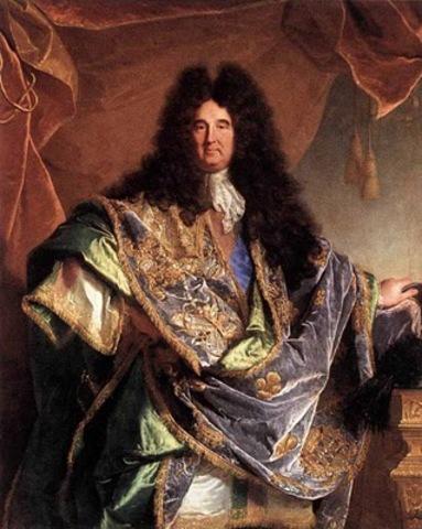 Comienza el reinado del Rey Luis XIV- Francia