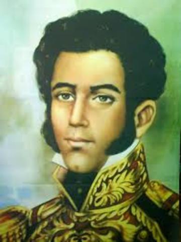 Gobierno de Vicente Guerrero, del 1 de Abril de 1829