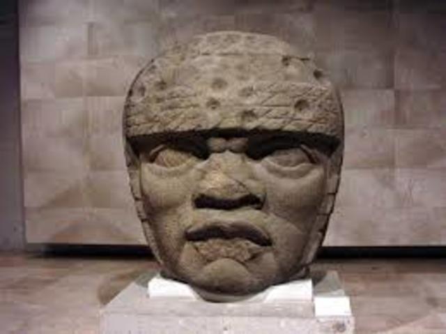 Mesoamerica (Olmecs)