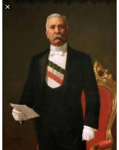 Llega Díaz a la presidencia
