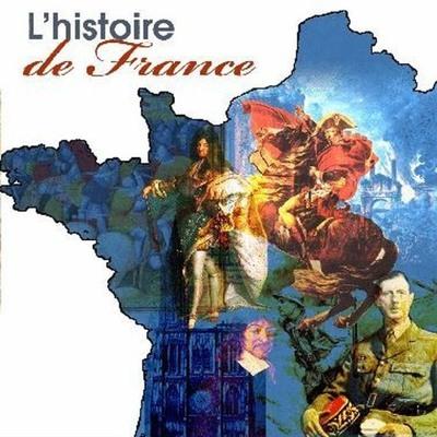 L'histoire de France timeline