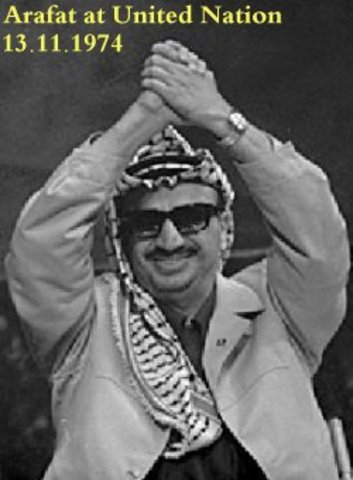 a background of yasser arafat and the official recognition of the palestinian liberation organizatio Palestinian liberation organization  cancellation of the special tax and israeli recognition of the palestinian state  yasser arafat.