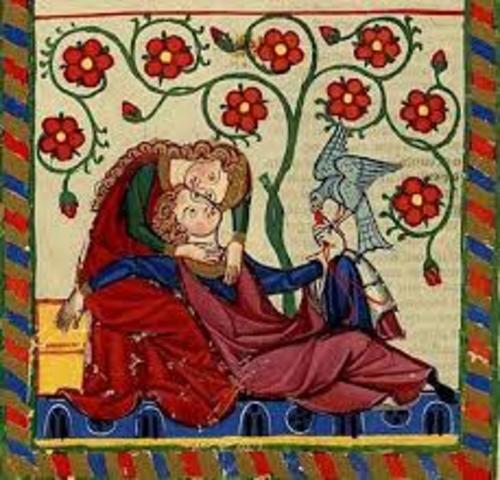 CANTIGAS DE UN AMIGO  FINAL SIGLO XII- FINAL SIGLO XIV