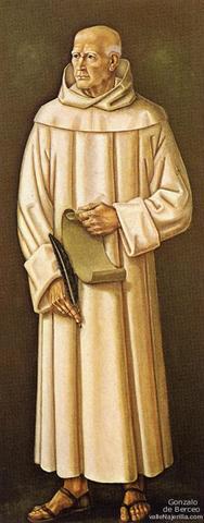 GONZALO DE BERCEO (1195-1268