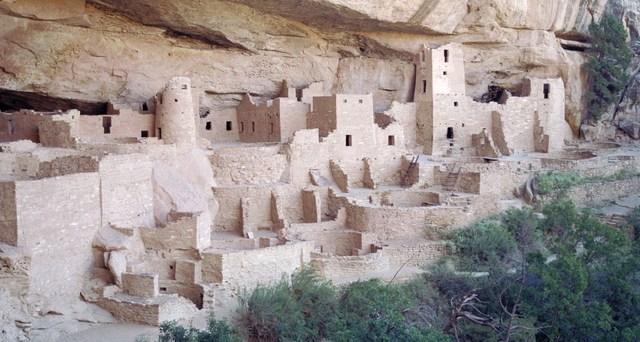 The Pueblo (Anasazis)