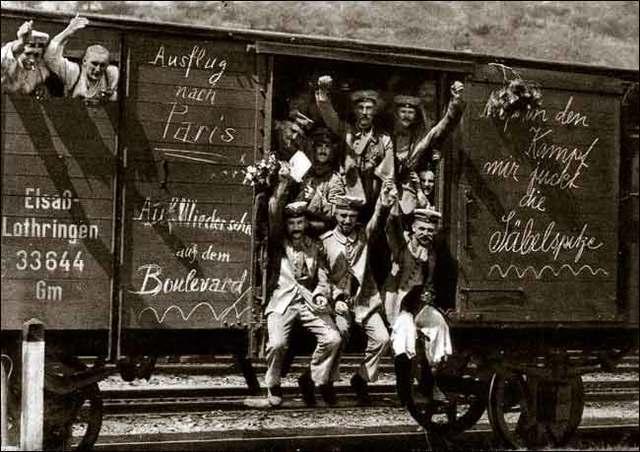 Primeira Guerra Mundial (Fim)