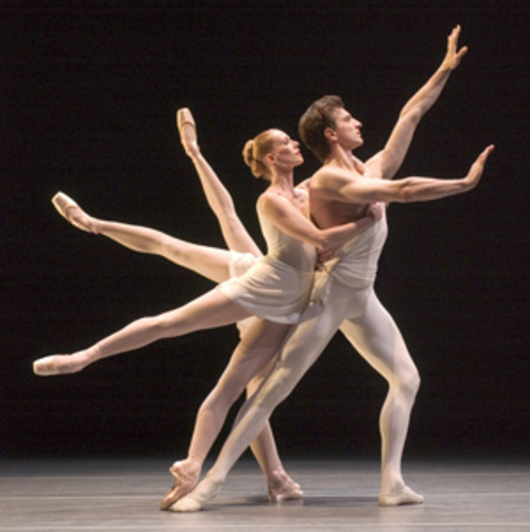 """Apollon Musagéte"" de Balanchine"