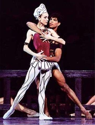 """""""El hijo pródigo"""" de Balanchine"""