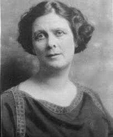 Publicación de la autobiografía de Isadora Duncan