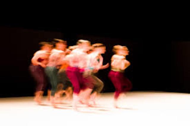 Martha Graham en la Compañía de Danza Batsheva