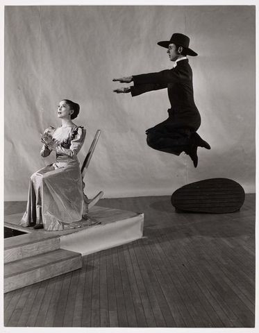 """Appalachian Spring"" de Martha Graham"