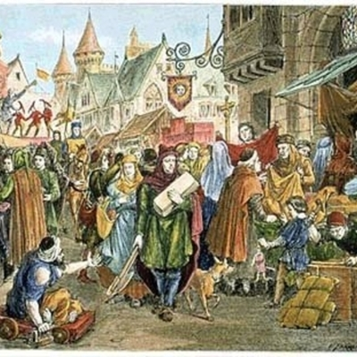 High Middle Ages timeline
