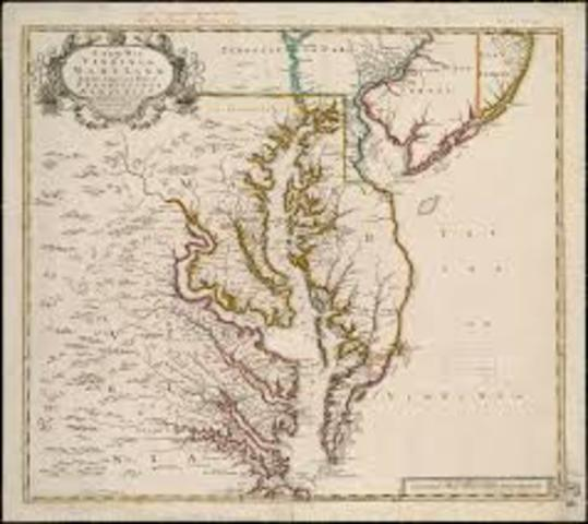 Chesapeake Settlement