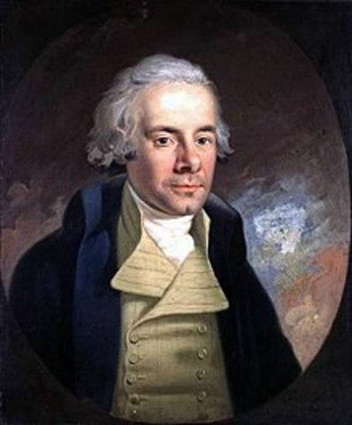 William Wilberforce in Parliament
