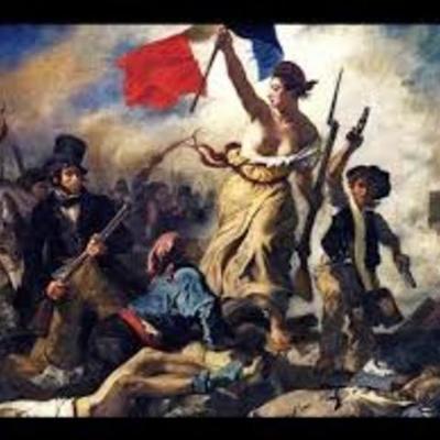 Tema2:Revolucions liberais e Nacionalismo timeline