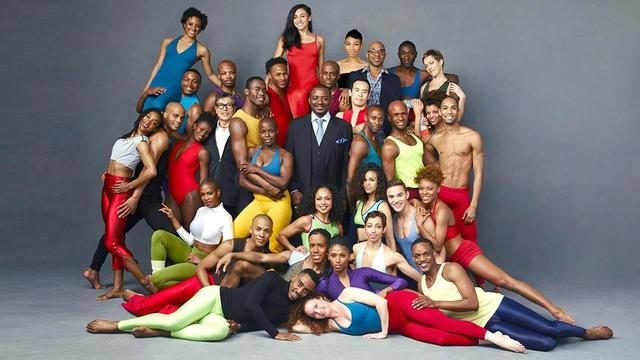 Fundación de Alvin Ailey American Dance Theatre