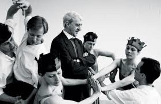 Kenneth MacMillan: Director del Royal Ballet