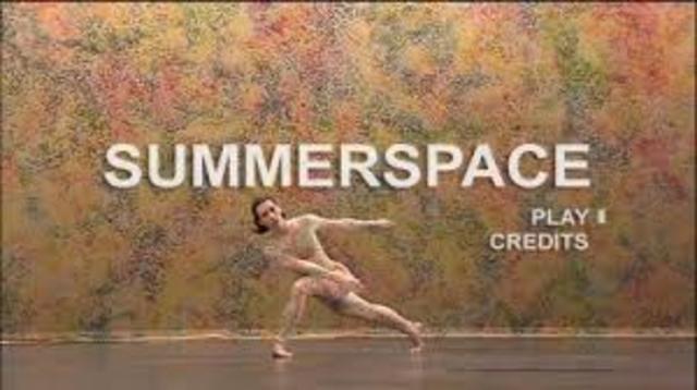 """Summerspace"" de Cunningham"
