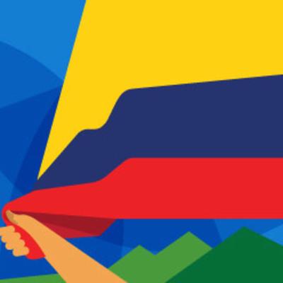 Presidentes de la república colombiana timeline